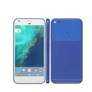 Новый мобильный телефон Google Pixel XL, версия США, 4G, 5,5 дюймов, 4 Гб ОЗУ, 32 ГБ/128 Гб ПЗУ, четырехъядерный процессор Snapdragon, Android, смартфон с отпечатком ...