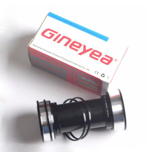 GINEYEA Ceramic Bearing Bottom Bracket BB86 BB90 BB92 Press-fit for Shimano/SRAM GXP Bicycle Crank/AXIS цена