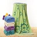 Baby Microfiber fashion Cartoon patterns Children bath towel  Infant summer cute quilt Boy girl Water absorption Hair towel kids