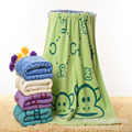 Microfibra moda padrões dos desenhos animados do bebê crianças bath towel cabelo absorção de água towel infantil colcha de verão bonito da menina do menino crianças