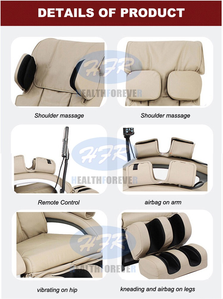 together massage chair 8