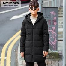 NO.1 DARA Winter Jacket Men Slim Fit black Duck Coats Fashion 2018 New Arrival Autumn Parka Male mens clothing doudoune homme