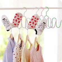 Shoe Clothes Drying Rack Outdoor Clothes Hanger Creative S Scarf Silk Tie Belt Hanger Frame Storage Rack Multifunctional Hanger