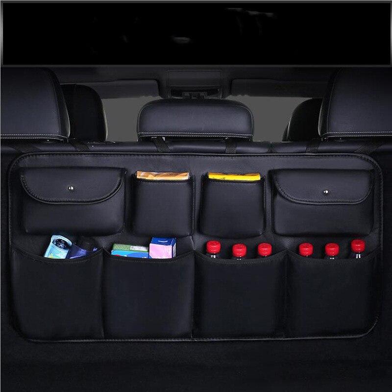 Multi Pocket Car Trunk Organizer For SUV Sedan