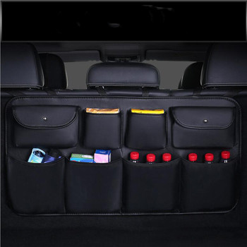 Multi Pocket Car Trunk Organizer For SUV Sedan