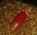 3g Nail Glitter Tips laser gold Silver Powder Christmas decorative bright fantasy colors super beautiful diamond sequins