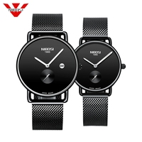 NIBOSI Brand Luxury Lover Watch Pair Waterproof Men Women Couple Watch Quartz Wristwatch Male Female Bracelet Relogio Masculino