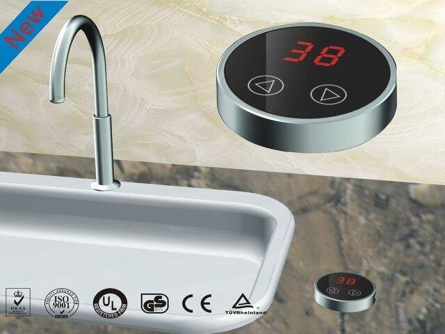 Regolatore elettronico della temperatura miscelatore per lavabo