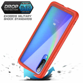 For Xiaomi MI 9 Case SUPCASE UB Style Anti-knock Premium Hybrid Ultra-Thin Protective TPU Bumper + PC Clear Cover For XiaoMi Mi9