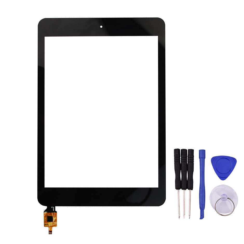New 7.85 Inch Touch Digitizer Replacement for F-WGJ78014-V2 Glass Screen Panel Sensor F-WGJ78014-V2-PM785 + Free Repair Tools for mtctp 10617 10 1 inch new touch screen panel digitizer sensor repair replacement parts free shipping
