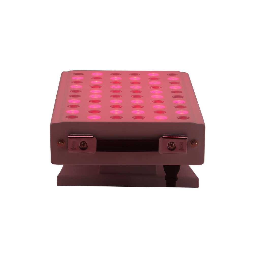 TL100 LED Liệu Pháp Ánh Sáng 660nm 850nm Đỏ Có Điều Khiển Từ Xa Da Chăm Sóc Da