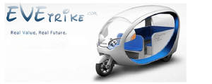 Electric New Passenger Production ODM Business-Chance And Etrike of Durable Rickshow-Design