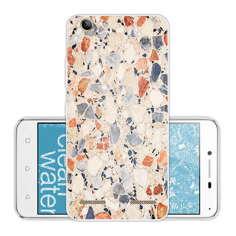 """5,0 """"для lenovo A6020 телефонные чехлы для lenovo Vibe K5 камень силикона задняя крышка для lenovo A6020a40 для lenovo Vibe K5 плюс"""