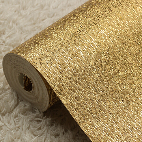 New 3D Luxury Golden background wallpaper Modern 3D embossed gold foil wallpaper roll High quality 3D golden mural wall paper luxury modern gold foil embossed flower reflective eco friendly wallpaper roll backdrop tv background wall paper floral
