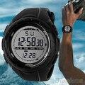 Hot Banda de Silicone dos homens Relógios À Prova D' Água LEVOU Temporizador Sports Quartz Relógio de Pulso 511U