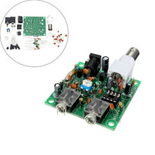 DIY Radio 40M CW Kurzwelligen Kurze Welle Sender Modul Micro Low Power Amplitude Telegraphen QRP Pixie Kit Empfänger Bord(China)