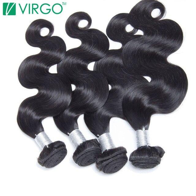 Aliexpress buy virgo hair company raw indian body wave human virgo hair company raw indian body wave human hair weave bundles 1 pc fuller hair extensions pmusecretfo Gallery