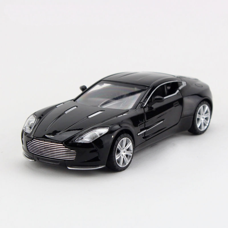 Children Lights U0026 Sound Caipo Aston Martin Diecast Car Model 5.5inch1:32  Diecasts Metal Cars Toy Pull Back Gift For Kids In Diecasts U0026 Toy Vehicles  From ...