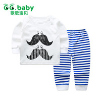 2017 Baby Clothing Sets Spring Autumn Boy Girl Suit Cute Baby Outfits Clothes Suit Baby Sets