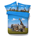 3D BEDDING set Horse...