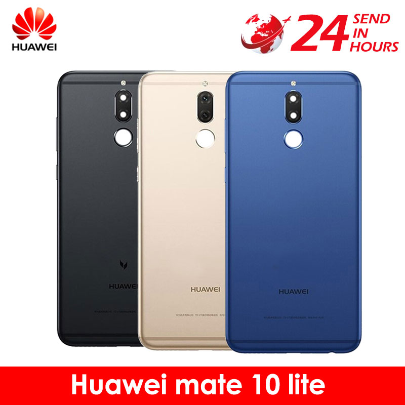 Rear-Back-Housing Battery-Door Back-Cover HUAWEI 10-Lite Replacement Original for Mate