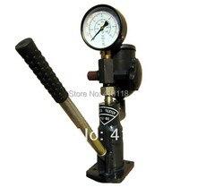Professionelle Diesel Einspritzdüse Tester 0-60 MPA 8000 PSI Pop Manometer