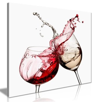 Wine Glasses Kitchen Wall Canvas Wall Art Picture Printt On Canvas Home Decor Drop shipping