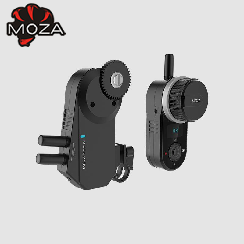 MOZA iFOCUS Wireless Lens Control System Motor Hand Wheel Wireless follow focus for MOZA Air 2