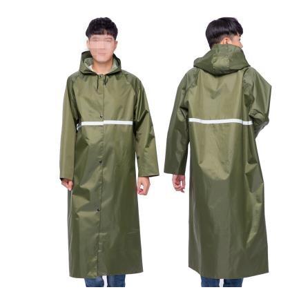 Μακρύ αδιάβροχο poncho για 160-180cm εντάξει - Οικιακά είδη - Φωτογραφία 6
