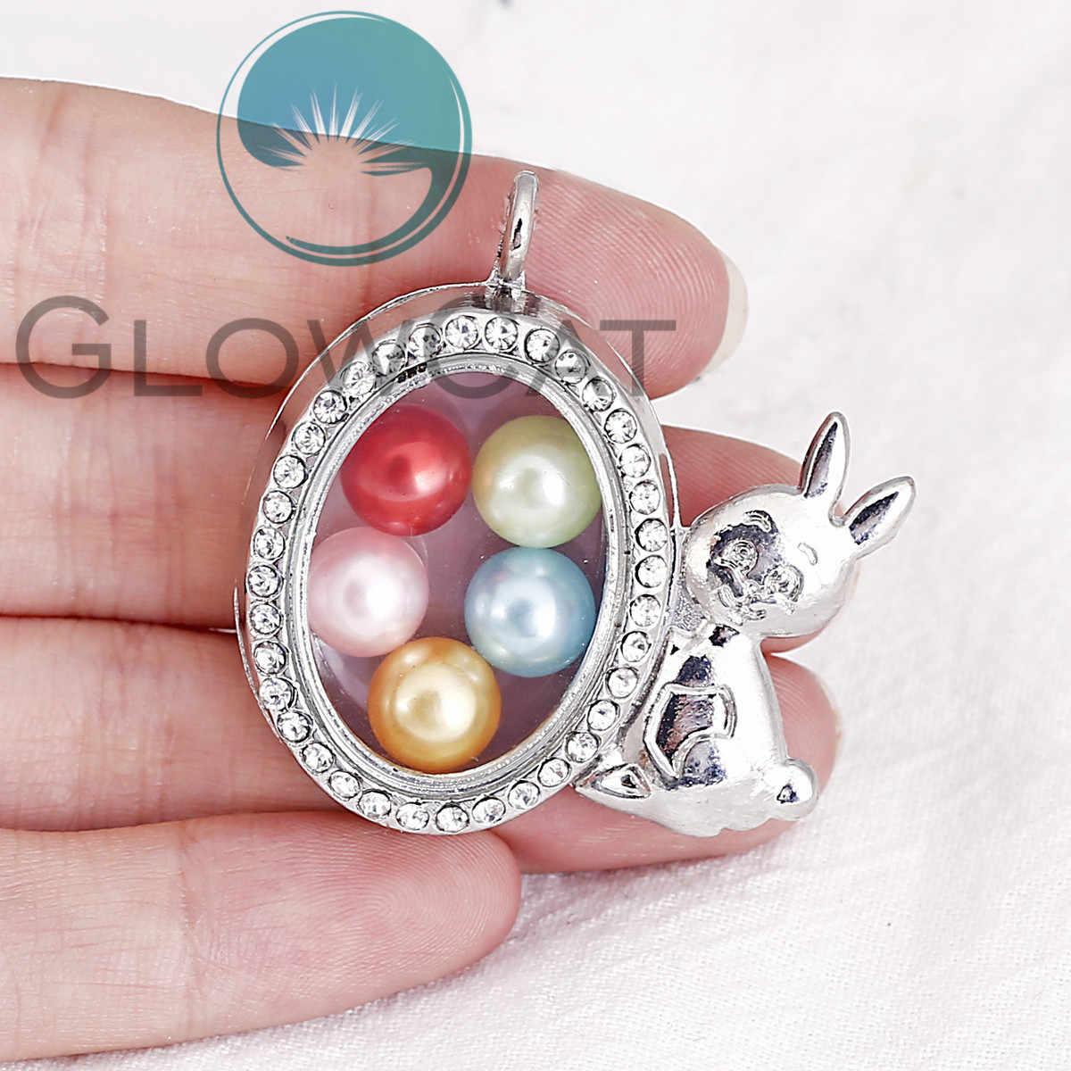 5 шт. с магнитом, стеклянный кулон, горный хрусталь памятный, подвесной Подвески Кулоны для фотографии Животные Сова птица