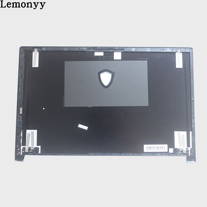 Nouveau LCD housse supérieure Pour MSI GS63 GS63VR LCD COUVERTURE ARRIÈRE 3076K3A22HG01 noir