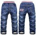RK-108 марка зимние мальчики девочки джинсы толстые теплые детей брюки k k кролик мальчиков брюки брюки для мальчиков девочек retail
