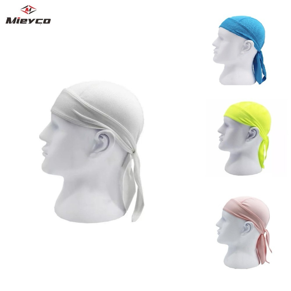 Pirate Cap Quick Dry Pirate Hat Outdoor Sport Cycling Caps Running Riding Bandana Headscarf Ciclismo Hat Headband Cycling Outfit