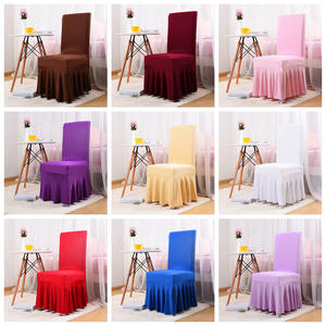 Wedding Chair Cover Hire Scarborough Brown Wooden Folding Chairs Top 10 Most Popular Lace Covers Brands Big Skirt Elasticity Restaurant