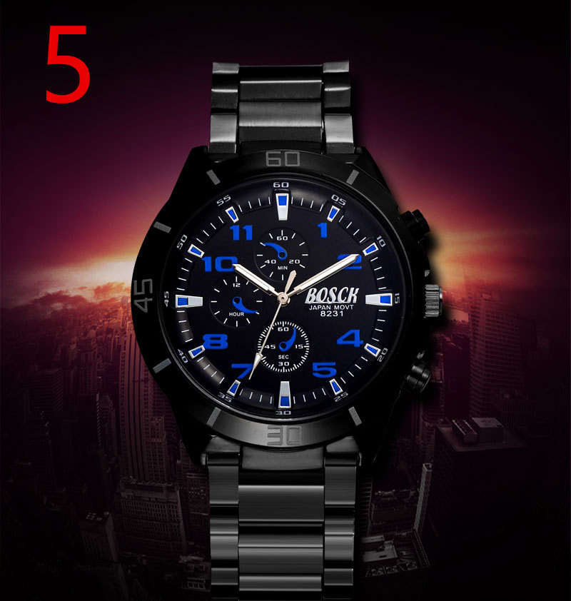 Mens Watches Top Brand Luxury Sport Quartz Watch Men Business Stainless Steel Silicone Waterproof Wristwatch relogio93 цена и фото