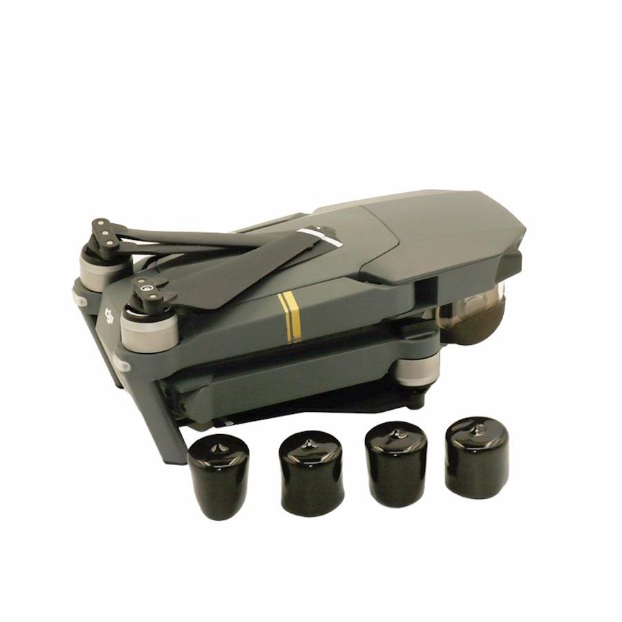 4Pcs Motor Protection Cover Cap Dust Moisture Proof Anti-Bump for DJI Mavic Pro Camera Drone F19518