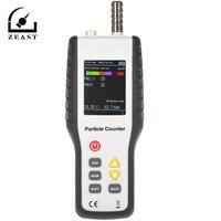 Ht 9600 Высокая чувствительность PM2.5 детектор частиц Мониторы Профессиональный пыли Air Quality Мониторы ручной счетчик частиц