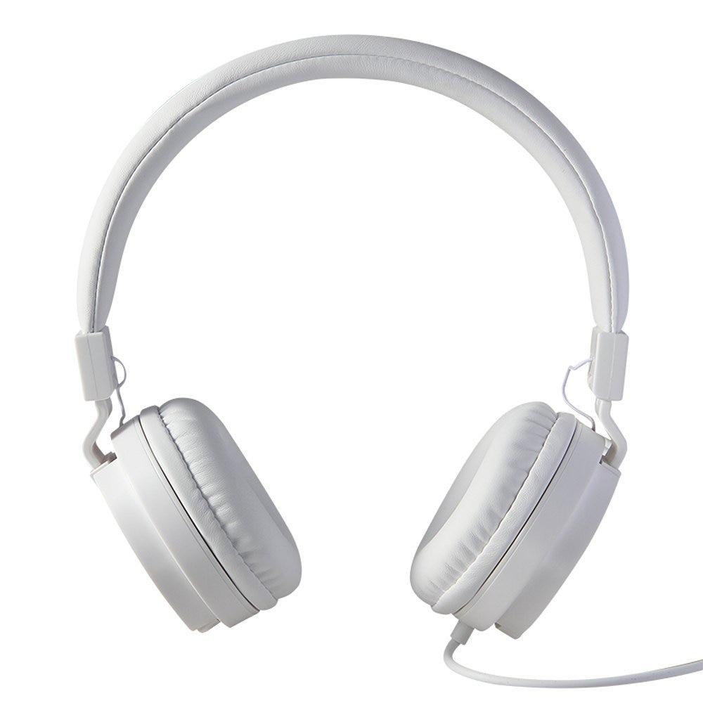 ZAPET Headphones Deep Bass Earphones 3.5mm AUX Foldable Portable Adjustable Gaming Headset For Phones MP3 MP4 Computer PC Music