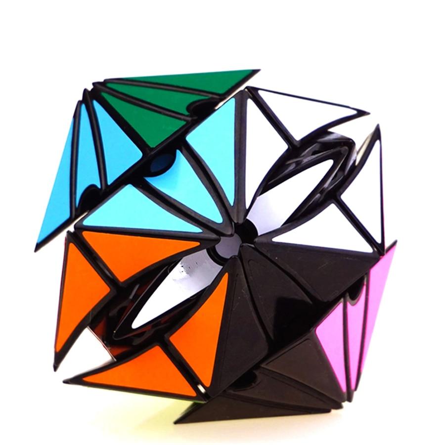 Classic Magic Cube Puzzle Game Cubes Hand Spinner Fidget Toys Anti Stress Kubus Neokub Mini Neo Cubo Magico Skewb 502581 5x5x5 classic speed magic cube puzzle game cubes hand spinner fidget toys children gifts 5x5 mini anti stress cubo magico 601653