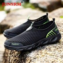 Летняя уличная водонепроницаемая обувь; дышащая сетка; пляж; быстросохнущая обувь для прогулок по тепу; нескользящая легкая обувь для рыбалки; Водонепроницаемая Обувь
