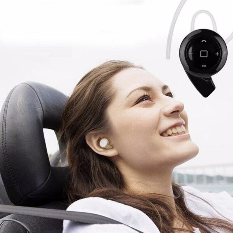 Mini Wireless Bluetooth Handfree Stereo Headset Bluetooth Earphone Headphone For iPhone For Samsung mini wireless bluetooth 4 0 stereo headset earphone headphone for iphone for samsung