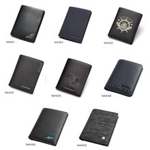 Wallets For Male Genuine Leather with Large Capacity