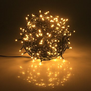 10M 20M 30M 50M 100M 24V Safe Voltage Green Cable Christmas LED String Lights for Xmas Trees Party Wedding Events Decoration new women solid color swimwear one shoulder one piece swimsuit female bather sexy asymmetrical bathing suit swim lady monokini