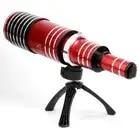 Universale Clip di Super Alluminio 80X Obiettivi Obiettivo Ottico del Telescopio Dello Zoom Teleobiettivo Della Macchina Fotografica Del Telefono per Samsung Galaxy S10 S10 Più - 4