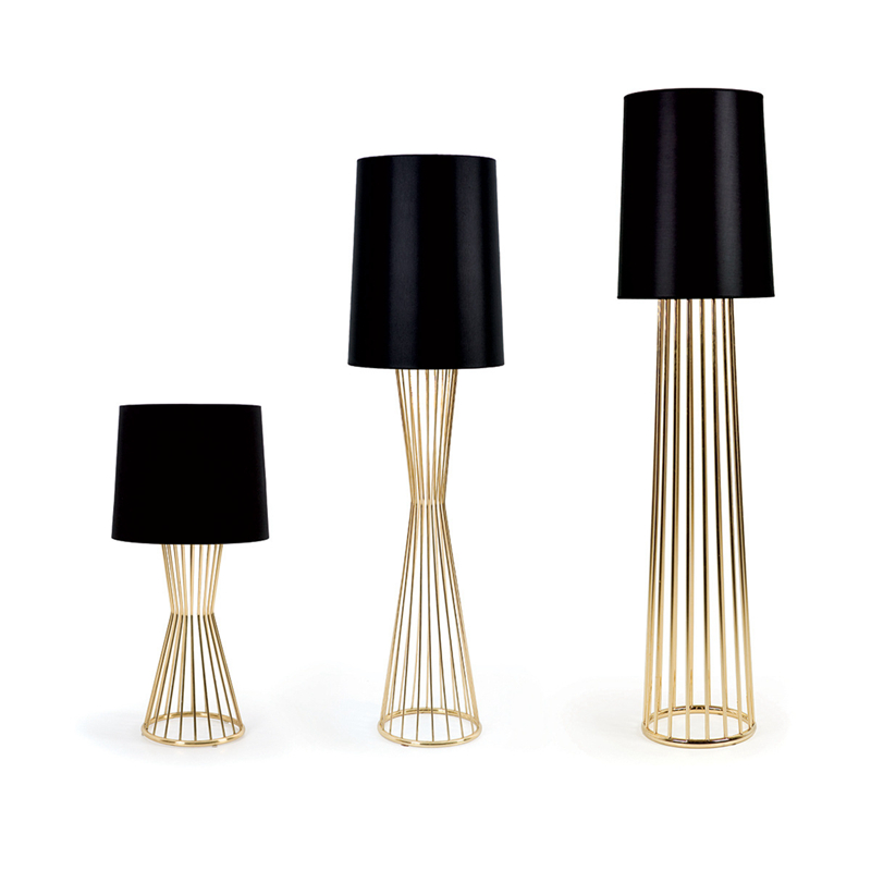 Post modern exhibition fine lamp nordic living room - Modern lamp shades for living room ...