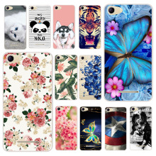 TAOYUNXI Phone Cases For BQ 5065 Choice Mobile Case Silicone Cover BQS-5065 BQS Soft TPU bag Fundas