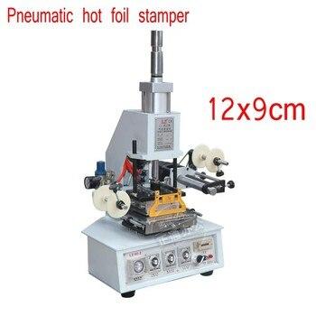 New Pneumatic hot foil stamping machine stamper foil printer