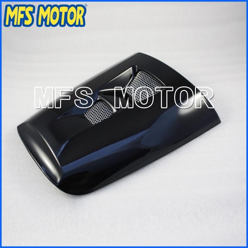 Motorcycle Rear Pillion Black Seat Cowl Cover For Honda CBR1000RR CBR 1000 RR 2004 2007 05 06