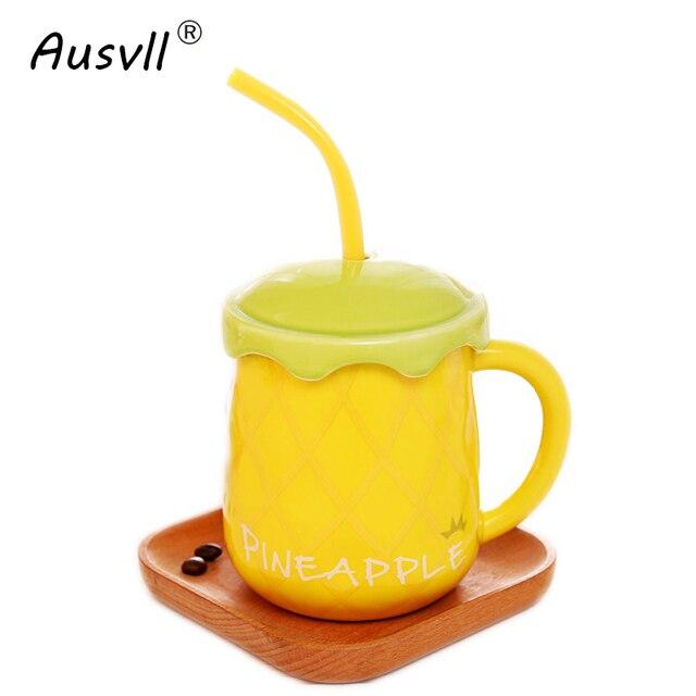 Ausvll Latte Tazze Più Nuovo Disegno Tazza Di Caffè In Stile Donne