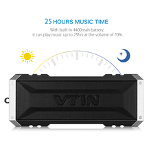 Original VTIN Bluetooth 4.0 Speaker 20W Outdoor Waterproof Wireless